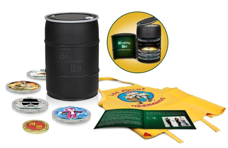 Breaking Bad : The Complete Serie A00110