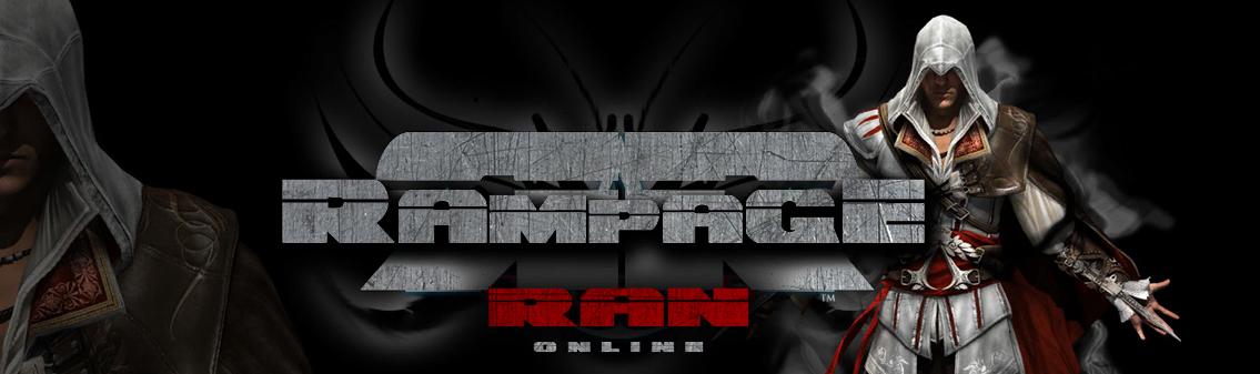 Rampage Ran Online