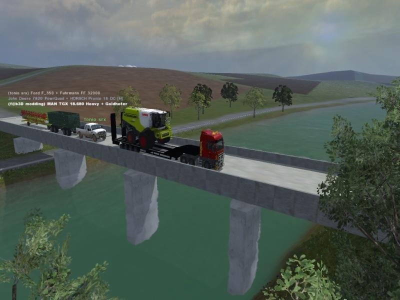 transport matériels vers grand ferme Fsscre12
