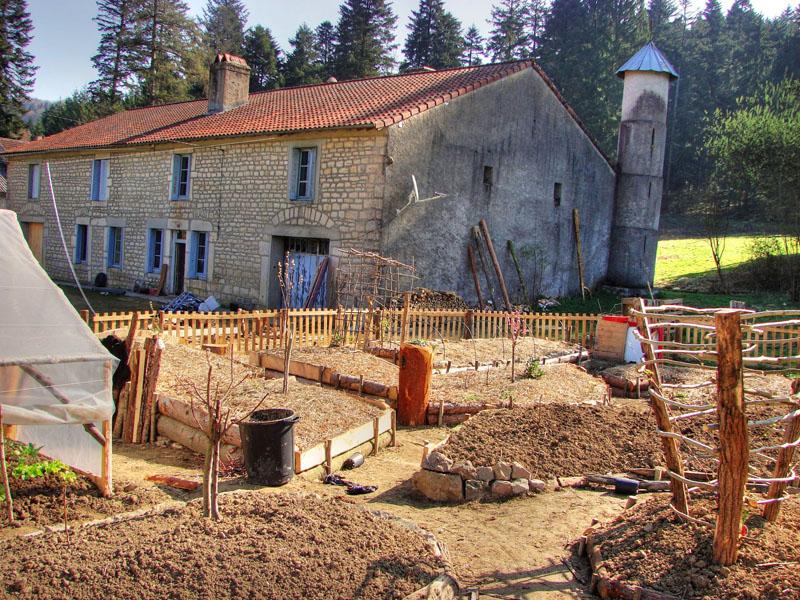 nouveaux propriétaires dans le Jura, on se présente ! Dsc06111