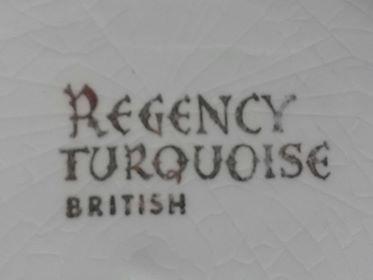 Regency Turquoise British 10769310
