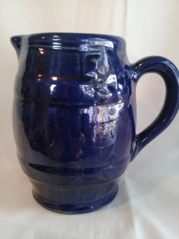A Luke Adams Acorn jug from Marcus 20190724