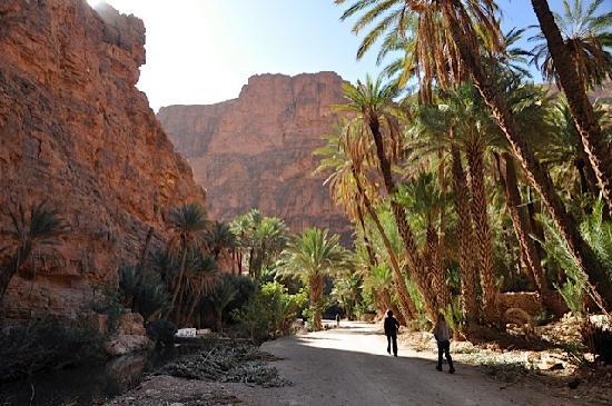 Qui a dit que Tamazighte la Marocaine n'est pas heureuse ? Mimoun18
