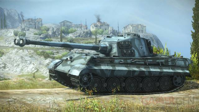 Worlds of Tanks Wot10