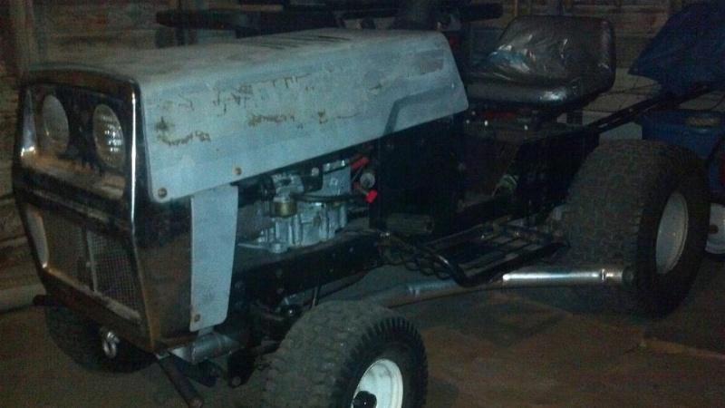 Racing Lawn Tractor ( Mean Rabbit ) 20_bmp11