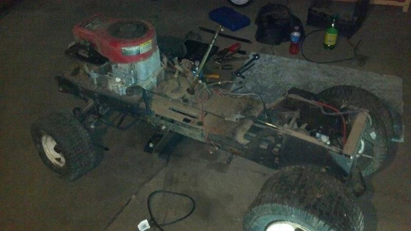 Racing Lawn Tractor ( Mean Rabbit ) 6_bmp11