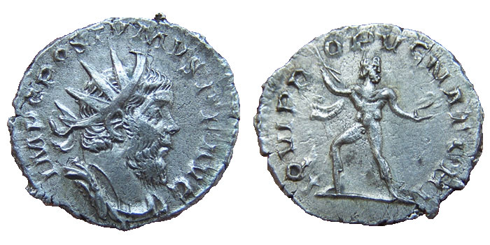 Gascogne : Mes empereurs gaulois - Page 12 Postum10