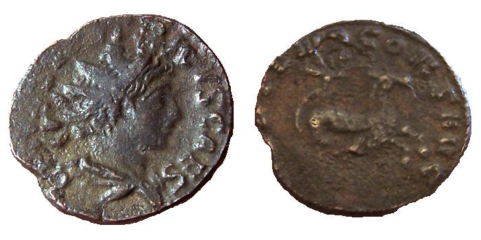 Gascogne : Mes empereurs gaulois - Page 12 Tetric11