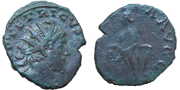 Gascogne : Mes empereurs gaulois - Page 13 Tetric12