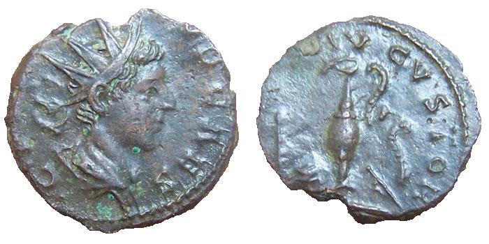 Gascogne : Mes empereurs gaulois - Page 13 Tetric14