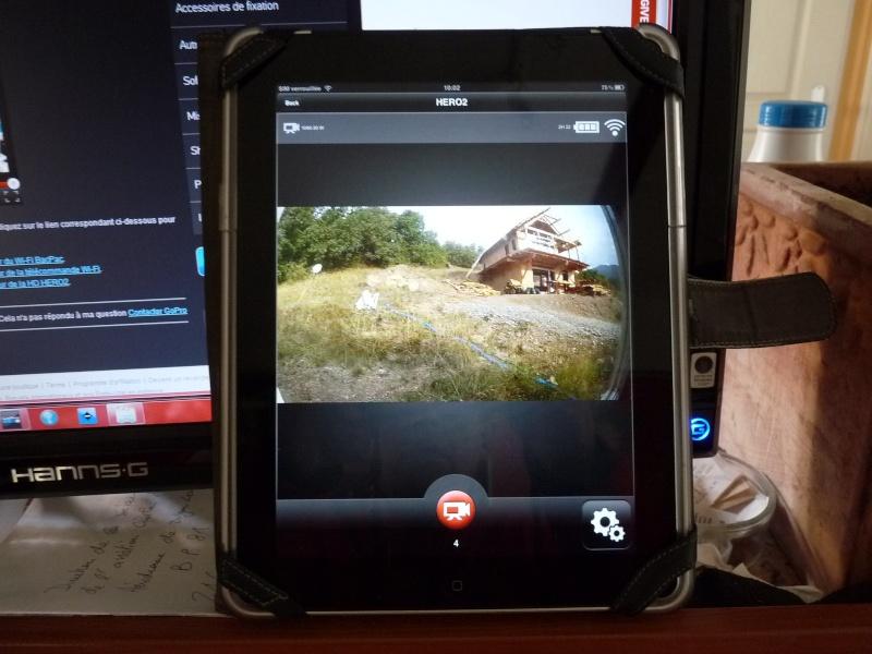 Caméra et écran de contrôle P1020211