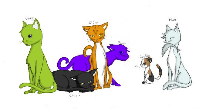 cats Catcol10