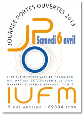 Vous souhaitez devenir enseignant ? L'IUFM de l'Académie de Lyon organise sa journée portes ouvertes Jpo-an10