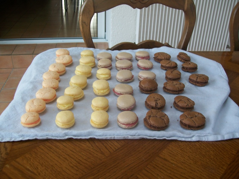 Macarons !!! 100_1415