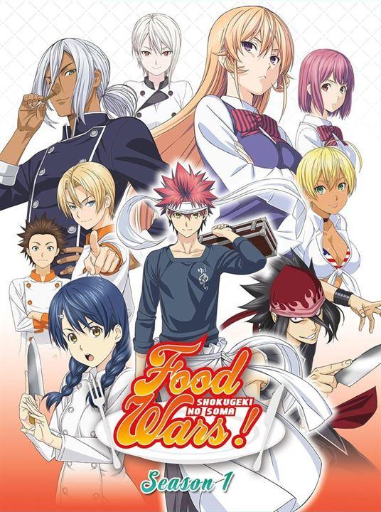 Food Wars / Shokugeki no Soma 58258010