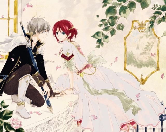 Shirayuki aux cheveux rouges Akagam10