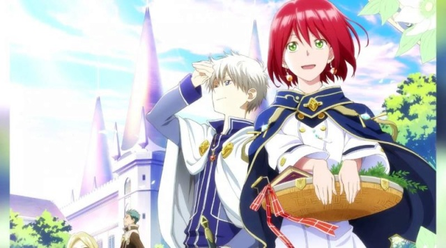 Shirayuki aux cheveux rouges (Akagami no Shirayuki-hime) Akagam11