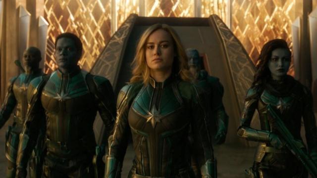 Captain Marvel  B9718810