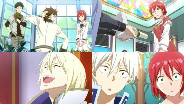 Shirayuki aux cheveux rouges (Akagami no Shirayuki-hime) Db9e6e10