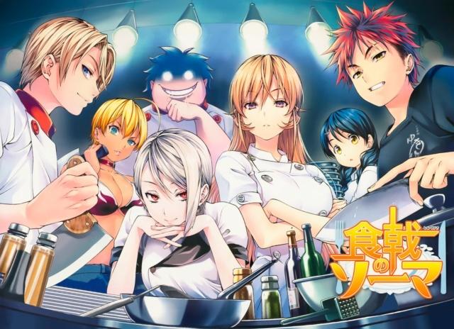 Food Wars / Shokugeki no Soma Food-w10