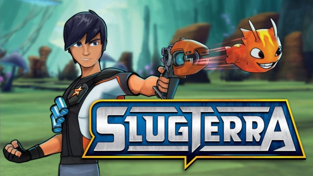 Slugterra : Les Mondes souterrains Slugte11