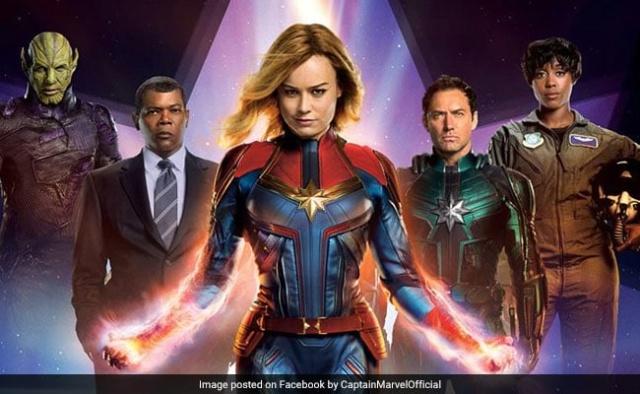 Captain Marvel  T6158810