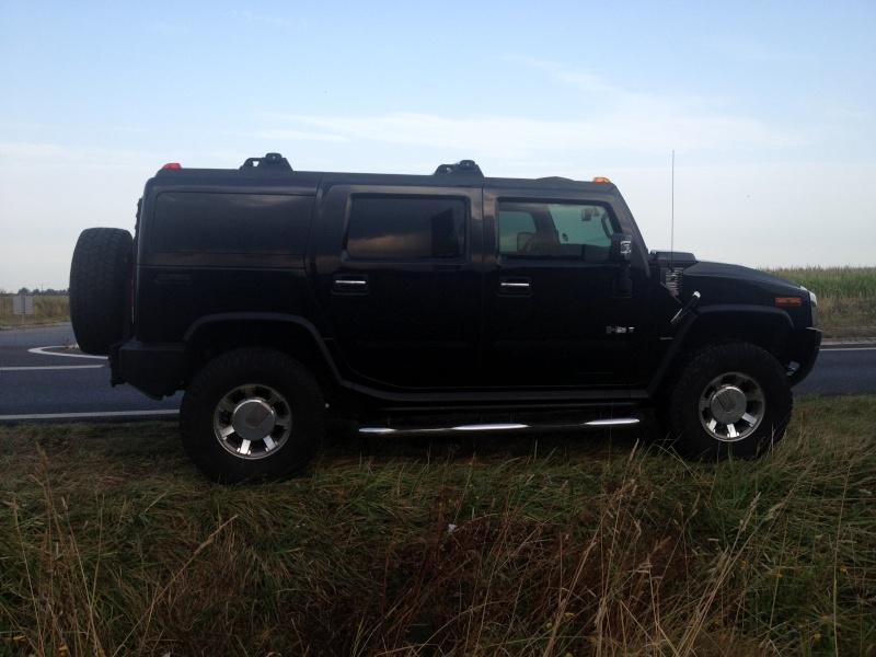 Hummer H2 SUV noir 2008 VENDU Img_6710