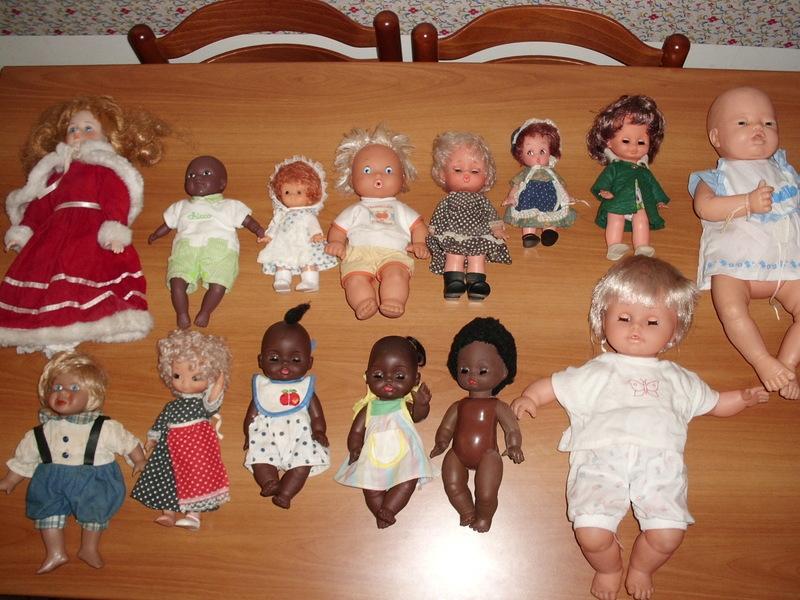 bambole anni 70 80