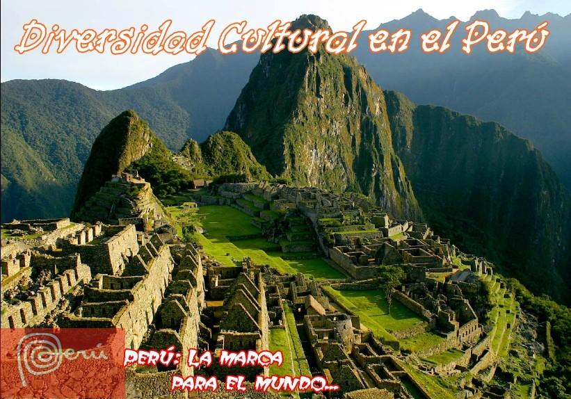 Diversidad cultural Peruana