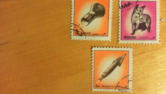 Von welchen Land kommen die Briefmarken??  1710