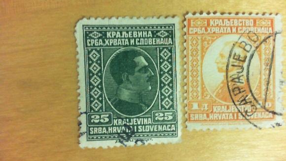 Von welchen Land kommen die Briefmarken??  2210