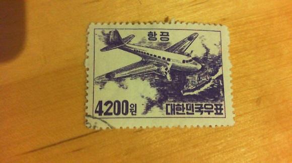 Von welchen Land kommen die Briefmarken??  710