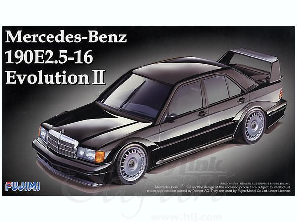 Mercedes-Benz 190E 2.5 16V Evo II  Fuj12510