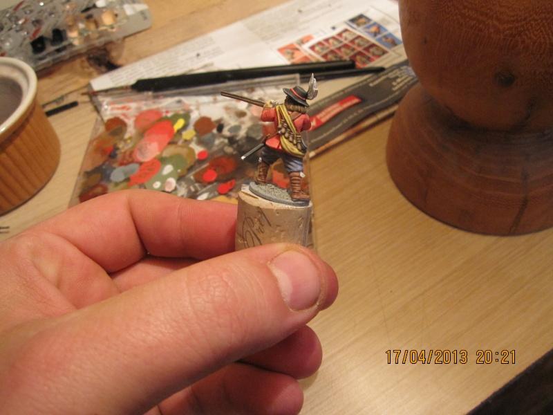 Arquebusier guerre de trente ans (suite piquier) Img_2516