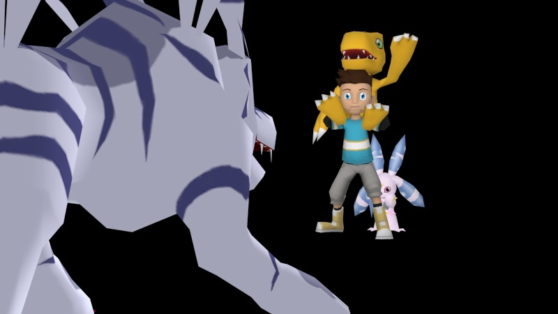 Digimon (Rigs and Animations) Requests Randam10