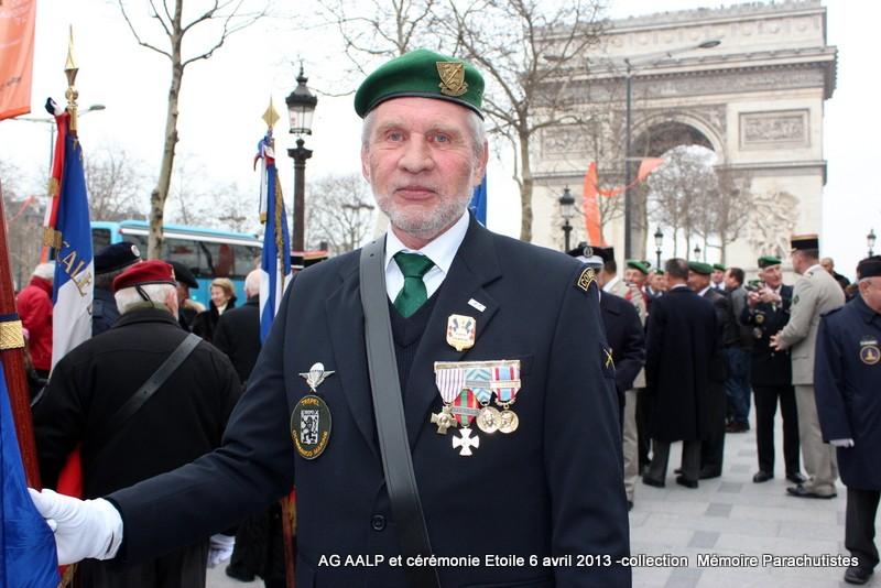 AG de l'AALP - Amicale des Anciens Légionnaires Parachutistes -INVALIDES - ETOILE Img_6812