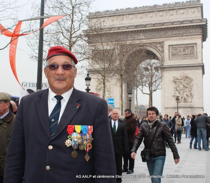 AG de l'AALP - Amicale des Anciens Légionnaires Parachutistes -INVALIDES - ETOILE Img_6820