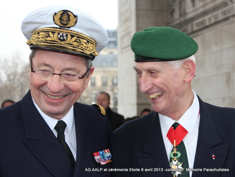 AG de l'AALP - Amicale des Anciens Légionnaires Parachutistes -INVALIDES - ETOILE Img_6916