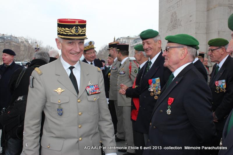 AG de l'AALP - Amicale des Anciens Légionnaires Parachutistes -INVALIDES - ETOILE Img_6924