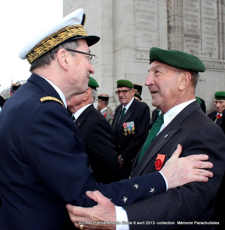 AG de l'AALP - Amicale des Anciens Légionnaires Parachutistes -INVALIDES - ETOILE Img_6925