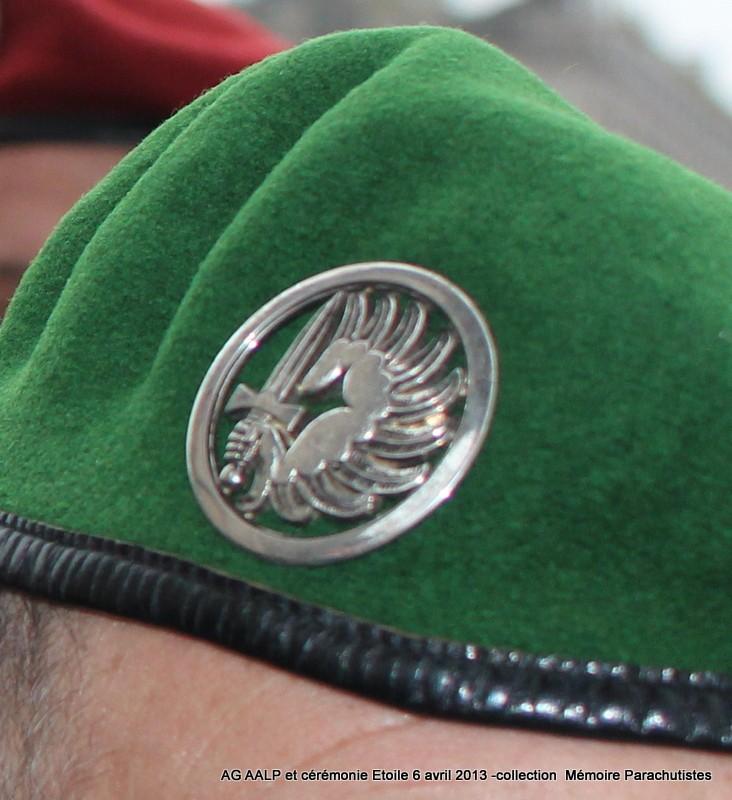 AG de l'AALP - Amicale des Anciens Légionnaires Parachutistes -INVALIDES - ETOILE Img_6926