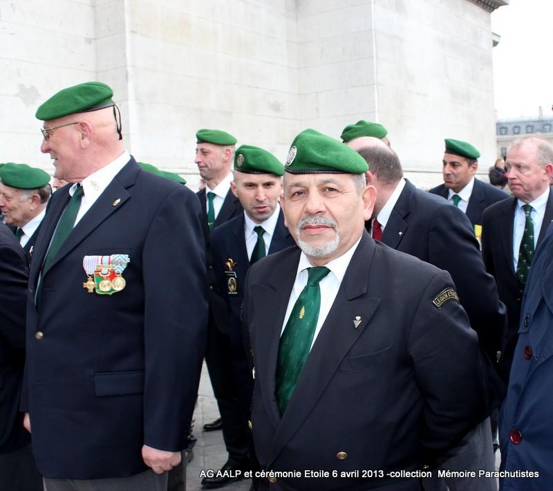 AG de l'AALP - Amicale des Anciens Légionnaires Parachutistes -INVALIDES - ETOILE Img_6928