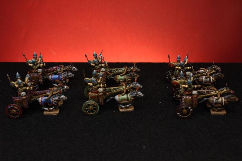 Carros Asirios de Chariot Miniatures 15mm Img_4610