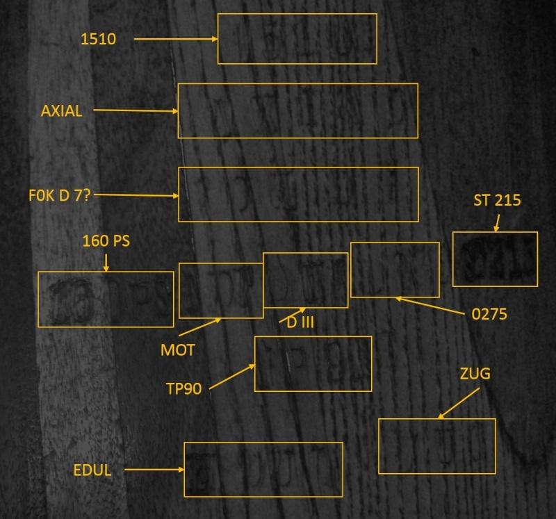 helice ancienne d'origine inconnue Ref_de11