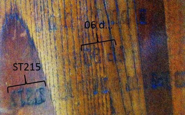 helice ancienne d'origine inconnue S215_s10