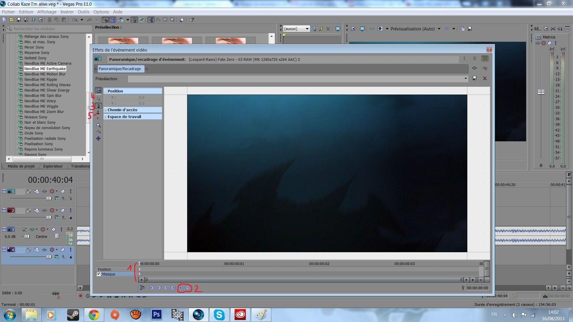 [Tuto AMV] Comment faire une rotoscopie avec Sony Vegas Tuto_r12