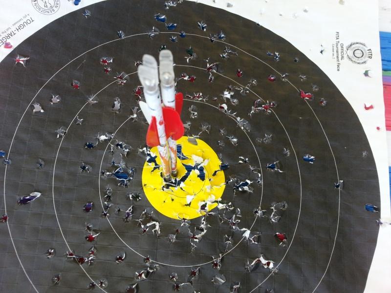 Aurel Archery : des flèches venues d'Allemagne 20130814