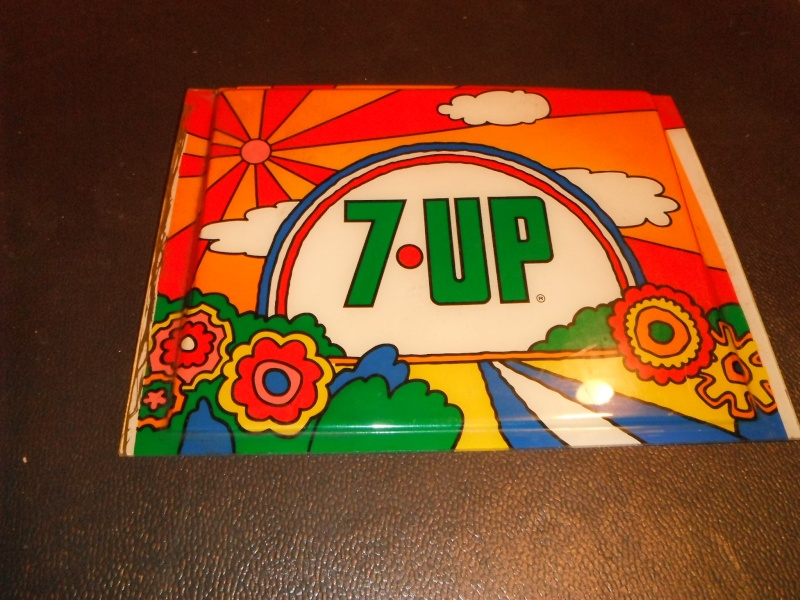 enseigne 7up peter max  04910