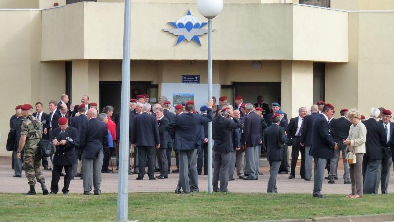 1er RCP - 9ème RCP Saint Michel au quartier Beaumont à Pamiers amicales du 1° et 9° R.C.P. P1050210