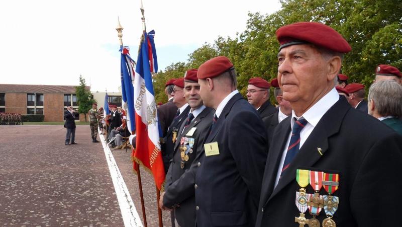 1er RCP - 9ème RCP Saint Michel au quartier Beaumont à Pamiers amicales du 1° et 9° R.C.P. P1050319